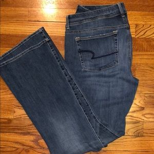 American Eagle Jeans, Size 14 Long